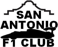 San Antonio F1 Club logo